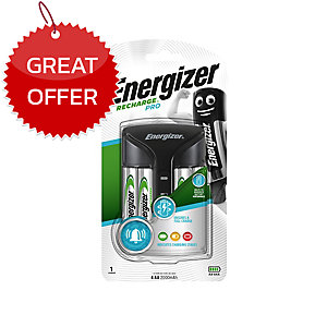 ENERGIZER CHVCM PRO CHARGER SILVER