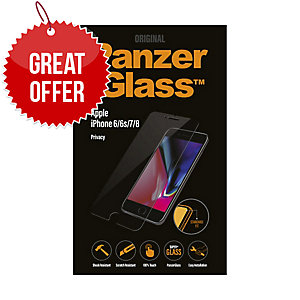 Panzerglass Apple Iphone 6/6S/7/8 - Privacy Screen Protector