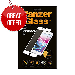 Panzerglass Apple Iphone 6/6S/7/8, White - Screen Protector