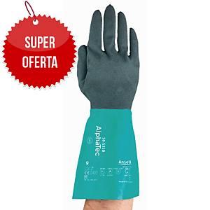 Rękawice kwasoodporne ANSELL AlphaTec 58-535B rozmiar 11, para
