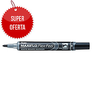 Marker PENTEL MWL5SBF Maxiflo Flex-Feel, wkład czarny