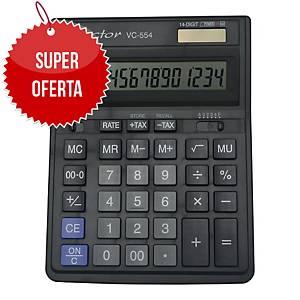Kalkulator biurowy Vector VC-554, 14-pozycyjny