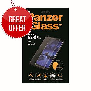 Panzerglass Samsung Galaxy S9+ Black, Case Friendly - Screen Protector