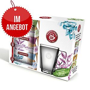 Teekanne Wellness-Tee 3xslim Geschenkpackung mit Tasse