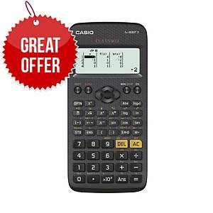 Casio FX-83GTX Plus Scientific Calculator Black