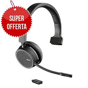 Cuffia Bluetooth Poly Voyager 4210 monoaurale