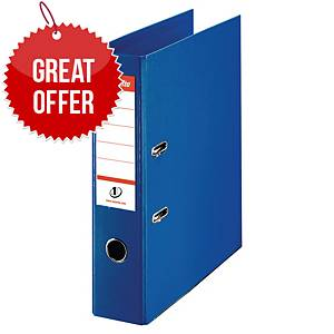 Esselte No.1 Power Blue A4 Lever Arch File