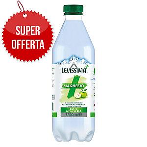 Acqua Funzionale Pro Active con Magnesio Levissima mela verde 60ml conf.12