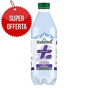 Acqua Funzionale Anti Oxidant con Zinco Levissima ribes nero  60ml conf.12