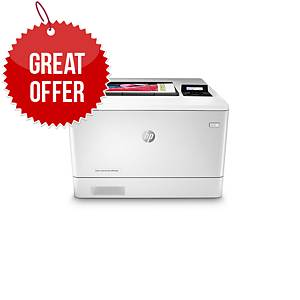 HP Colour LaserJet Pro M454DN Printer (W1Y44A)
