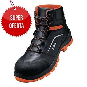 Trzewiki UVEX  XENOVA 95072 S3 SRC, czarne, rozmiar 43