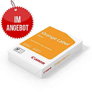 Papier Canon Orange Label A4, 80g, 500 Blatt