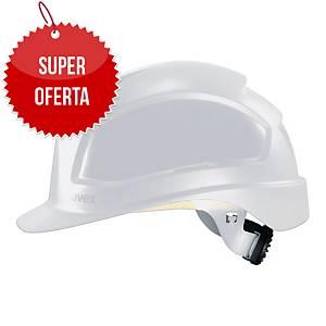 Hełm ochronny UVEX PHEOS B-WR 9772.030, biały