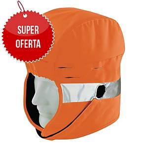 Kaptur zimowy HV UVEX 9790.068, pomarańczowy
