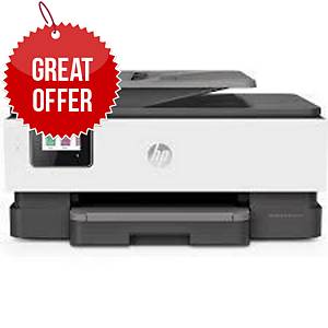 HP OfficeJet Pro 8022 All-In-One Printer A4