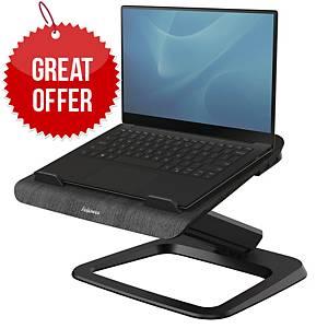 Fellowes 8064301 Hana Series Laptop Riser Black