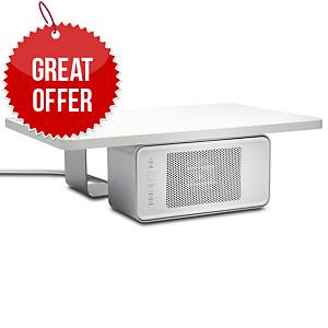 Kensington K55464EU Warmview™ Wellness Monitor Stand With Heater
