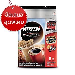 NESCAFE กาแฟ เรดคัพ 210 กรัม แพ็ค3