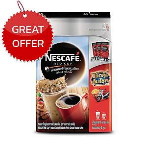 NESCAFE Red Cup Coffee 210 Grams Pack of 3