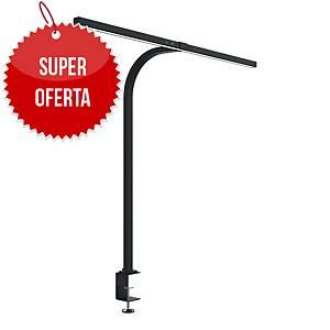 Lampa LED UNILUX STRATA LAMPKA, czarna