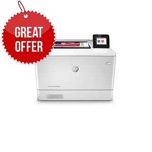 HP Colour LaserJet Pro M454dw Printer (W1Y45A)