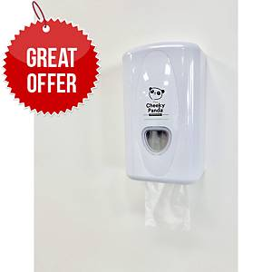 Cheeky Panda Toilet Tissue Dispenser
