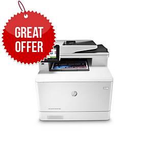 HP Colour LaserJet Pro MFP M479FDW Printer (W1A80A)