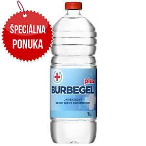 Burbegel Plus UD dezinfekčný prostriedok na báze alkoholu, 1 l