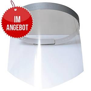 Gesichtsschutz Durable 99911442, transparent