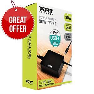 PORT DESIGNS 900098 POWER USB-C 90W EU