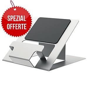 Laptop Ständer Fellowes Hylyft, Aluminium, verstellbar