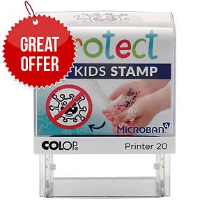 COLOP PROTECT KIDS VIRUS STAMP