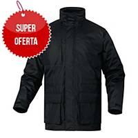 Kurtka DELTA PLUS ISOLA2, czarna, rozmiar XL