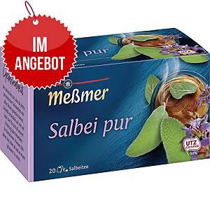 Messmer Tee Salbei, 20 Stück