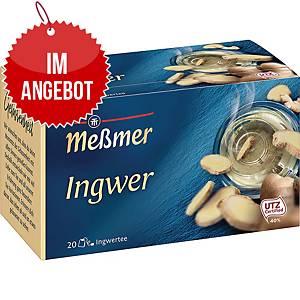 Messmer Tee Ingwer, 20 Stück