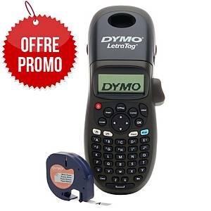 Etiqueteuse Dymo Letratag 100H Black