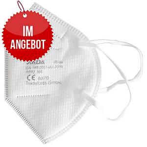 Atemschutzmaske JIADA JD-99, Typ: FFP2, ohne Ventil, 10 Stück