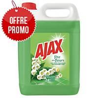 Nettoyant multi-usages Ajax Fête des fleurs - fleurs du printemps - bidon de 5 L