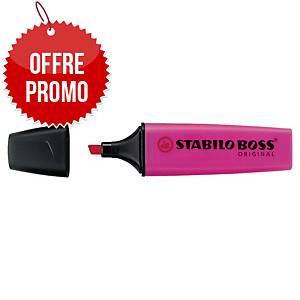 Surligneur Stabilo Boss Original - lilas néon