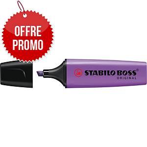 Surligneur Stabilo Boss Original - violet