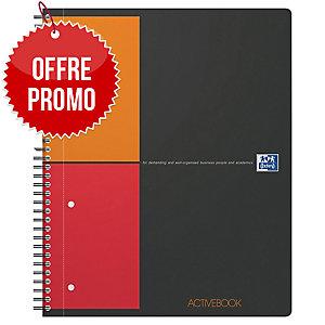 ACTIVEBOOK OXFORD INTERNATIONAL  INTEGRALE 240X297 160P 80G QUADRILLE 5mm