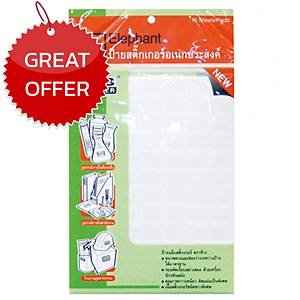 ELEPHANT A17 LABEL 80MM X 105MM 4 LABEL/SHEET - PACK OF 15 SHEETS