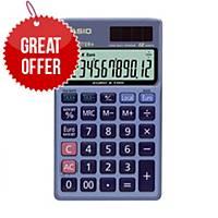 Casio Sl-320TER+ Pocket Calculator 12 Digit