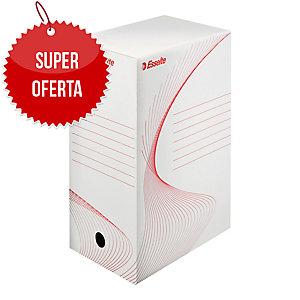 Pudełko archiwizacyjne ESSELTE Boxy A4 150 mm białe