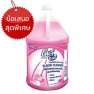 POLY-BRITE น้ำยาทำความสะอาดพื้น 3800 มิลลิลิตร