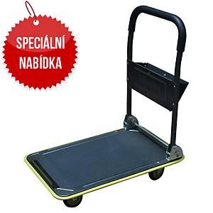 Plošinový vozík Safetool 3803, skládací, nosnost 150 kg