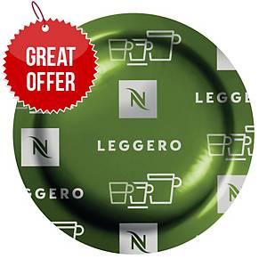 Nespresso Espresso Leggero - Box Of 50 Coffee Capsules