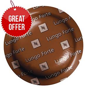 Nespresso Lungo Forte - Box Of 50 Coffee Capsules