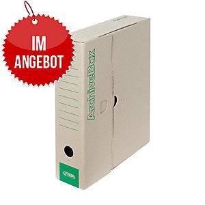 Emba Standard-Archivboxen A4 33x26x7,5 cm