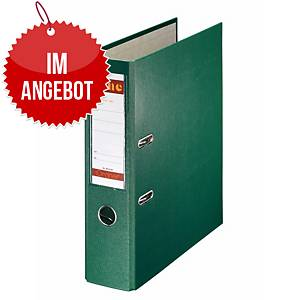 Bene Standardordner A4 grün, Rückenbreite: 8 cm
